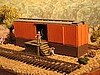 #514 Box Car Freight House