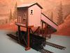 1905 The Black Bart Mine and Shaft, HO Scale