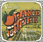 Orange Empire Railway Museum
