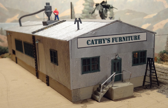 1901 Cathy's Furniture Factory